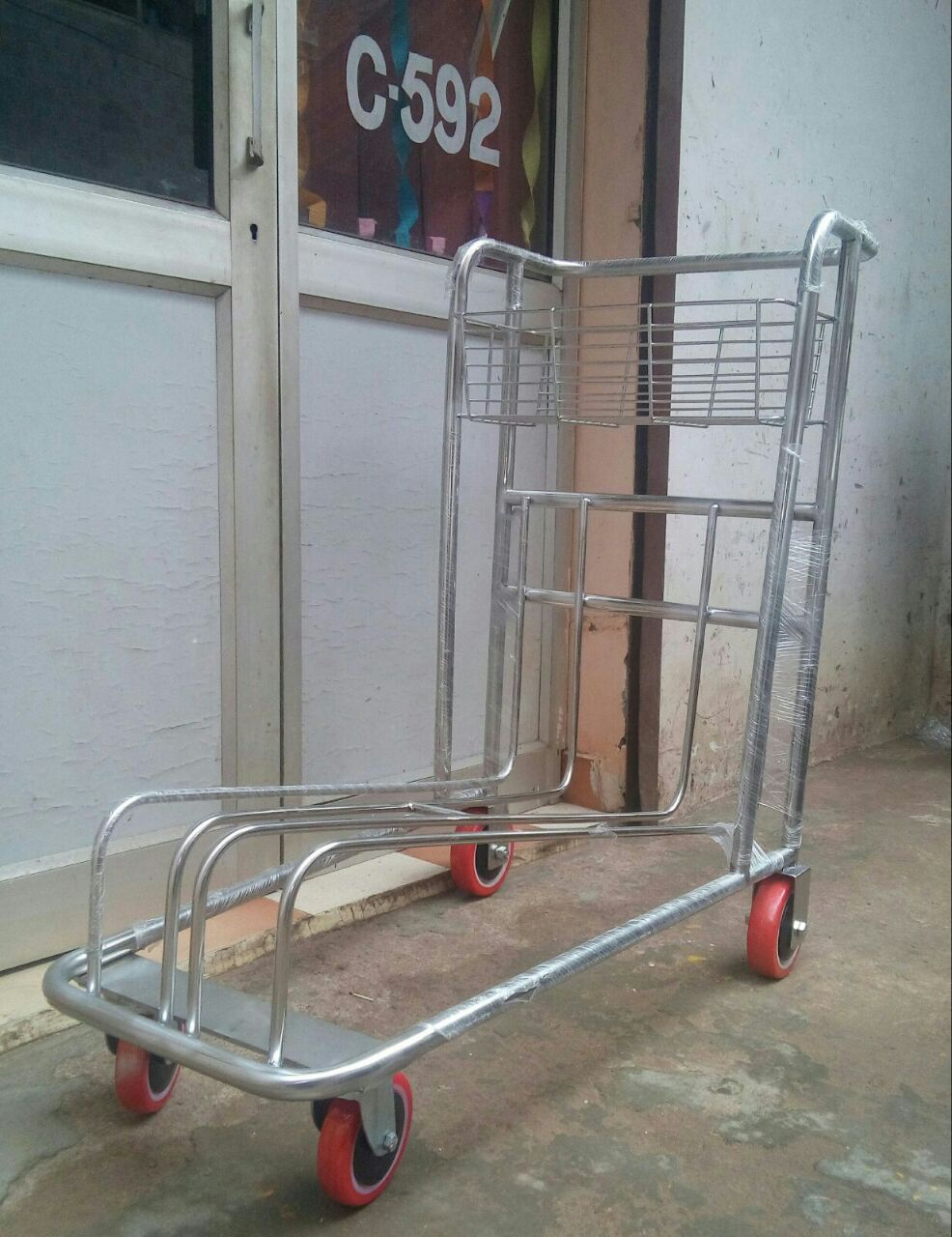 Airport Trolley Manufacturers