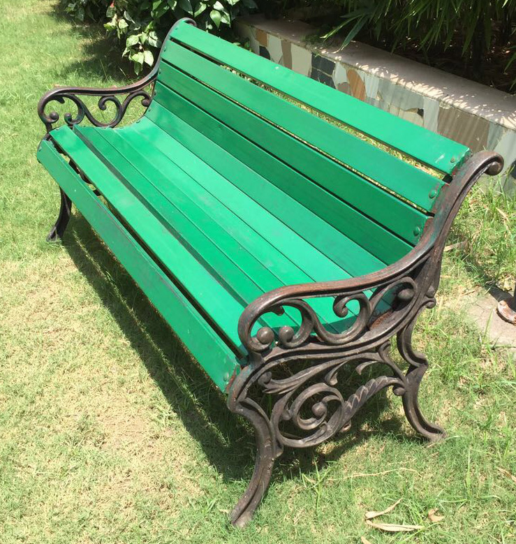 Cast Iron Bench Manufacturers